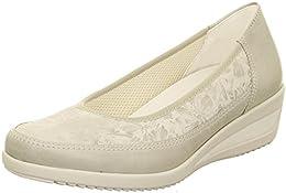 suchergebnis auf amazon de für damenschuhe weite h  ara slipper basic damen schuhe synthetik trichterabsatz cosykofvx #10