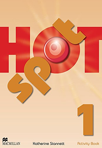 HOT SPOT 1 Ab: Activity Book - 9780230533714