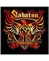 Sabaton - Coat Of Arms[Patch/Aufnäher, gewebt] [SP2471]