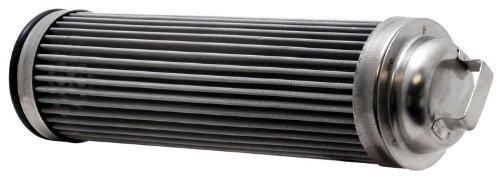 Echte Ersatz-filter (K & N 81-1009Ersatz-Kraftstofffilter/Ölfilter Ersatz Filter; 40Mikron (echtes KN Zubehör))