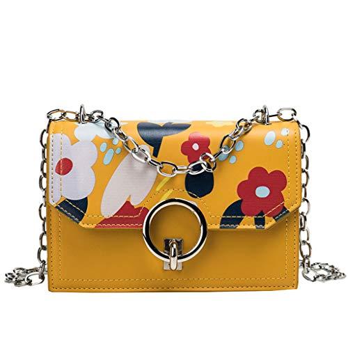 OIKAY Mode Damen Tasche Handtasche Schultertasche Umhängetasche Mode Neue Handtasche Frauen Umhängetasche Schultertasche Strand Elegant Tasche Mädchen 0605@081