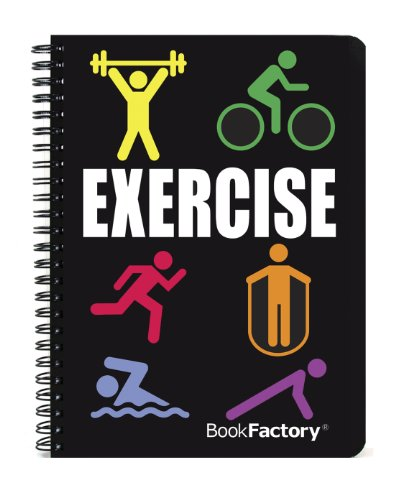 bookfactoryr-exercise-journal-mini-exercise-diary-fitness-notebook-exercise-log-book-120-pages-5-x-7