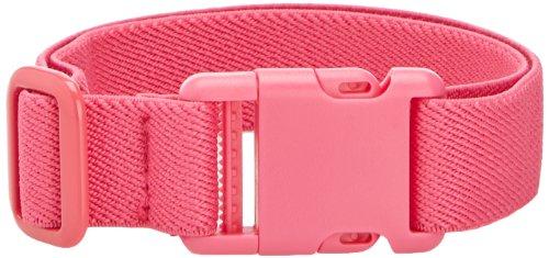Playshoes Unisex - Kinder Gürtel 601400 Elastischer Kinder Gürtel mit Clip Verschluss,  Rosa (pink), Gr. 86-140cm