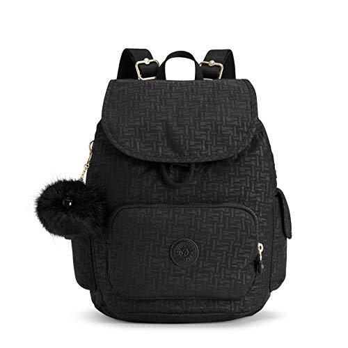 Kipling Damen City Pack, Black Pylon - 53,94 € (statt 89,90 €)