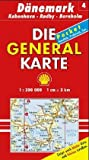 Die Generalkarten Dänemark, Bl.4, Helsingor, Kobenhavn (Maßstab 1:200.000) -