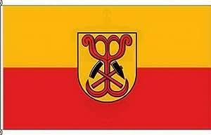Königsbanner Hissflagge Groß Bülten - 80 x 120cm - Flagge und Fahne