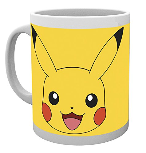 GB eye LTD, Pokemon, Pikachu, Taza