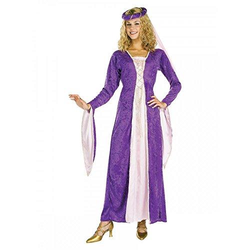 Rubie's Costume da Principessa Medievale, Marian castellana, donna, L