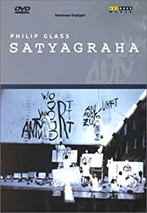 Philip Glass : Satyagraha [(+booklet)]