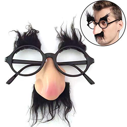 Zoylink Brillengestell Lustige Kreative Partybrillen Rahmen