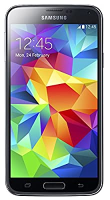 Samsung Galaxy S5 Smartphone (12,95 cm (5,1 Zoll) Touch-Display, 2,5 GHz Quad-Core Prozessor, 16 MP Kamera, Android 4.4 OS)