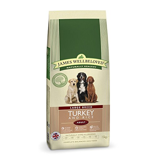 james-wellbeloved-dry-dog-food-adult-large-breed-complete-turkey-and-rice-15-kg