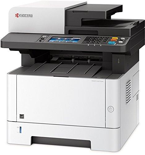 Kyocera Ecosys M2735dw WLAN Multifunktionsdrucker Schwarz-Weiß. Drucken, Kopieren, Scannen, Faxen. Inkl. Mobile-Print-Funktion