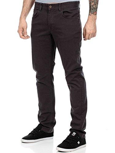 Jeans Globe Goodstock Coal (38 Vita = Eu 52 , Grigio)