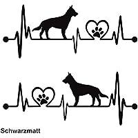 Suchergebnis Auf Amazonde Für Schäferhund Aufkleber Auto