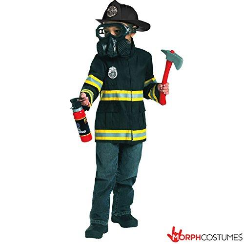 Feuerwehr Jungen Kostüm klein mittel groß