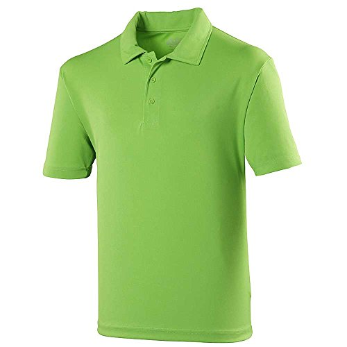 Just CoolHerren Poloshirt - Lime Green