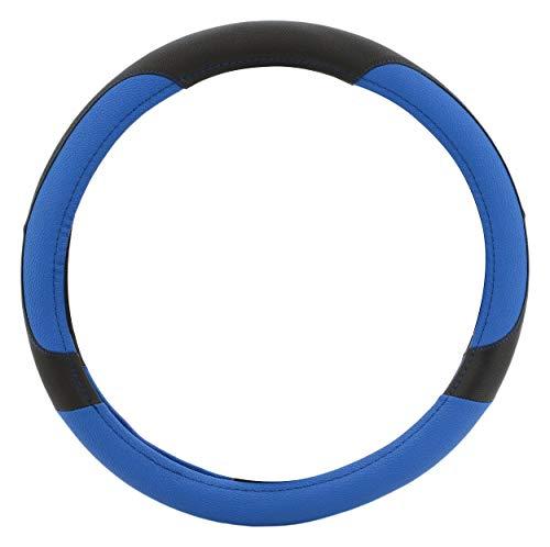 Preisvergleich Produktbild Compass 31450 Lenkradbezug Color Line Blau
