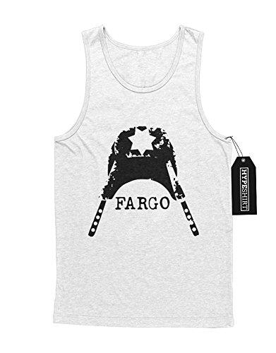 """Tank-Top Fargo """"HAT"""" C980200 Weiß"""