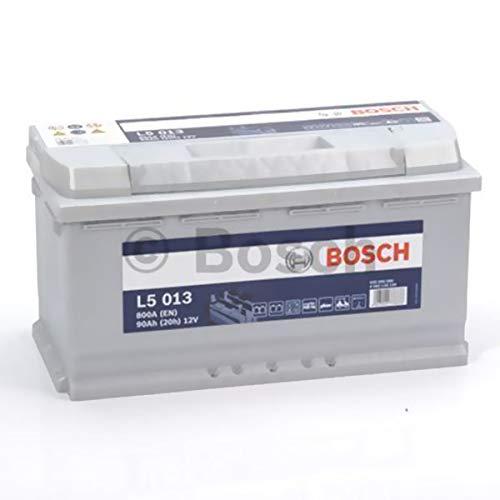 Bosch 930090080 Antriebs-Batterie 12 V 90 mAh 800 A