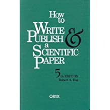 How to Write & Publish a Scientific Paper: 5th Edition