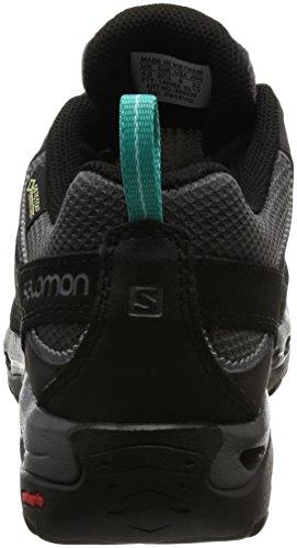 Salomon Damen Ellipse 2 Gtx Surround Turnschuhe, Schwarz Verschiedene Farben (Magnet/Black/Ceramic)
