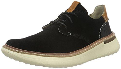 OHW? Ryder, Chaussures à Lacets Homme Noir - Noir