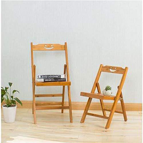 YONGYONG Pine Wood Klapphocker Portable Home Massivholz Mazar Outdoor-Angeln Stuhl Kleine Bank Hocker (größe : L) -