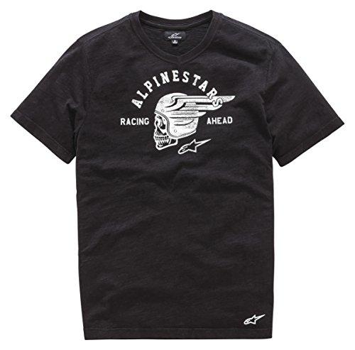 Alpinestars Herren Ramp Knit Long Sleeve Tee, Black, L (Sleeve Alpinestars Long Shirt)