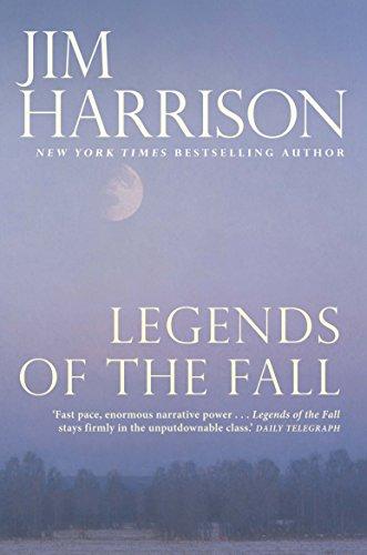 Legends of the Fall (English Edition) par Jim Harrison