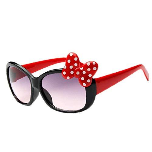 Lankater Kinder Nett Goggle Mädchen Mode-Legierung Sonnenbrille Für Junge Mädchen Classic Retro Sonnenbrillen Geeignet Für Ausflüge