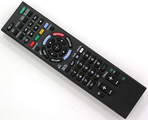 Ersatz Fernbedienung for Sony TV | KDL-50W805B | KDL50W815B | KDL-50W815B | KDL-50W817B | KDL-50W828B | KDL50W829B |
