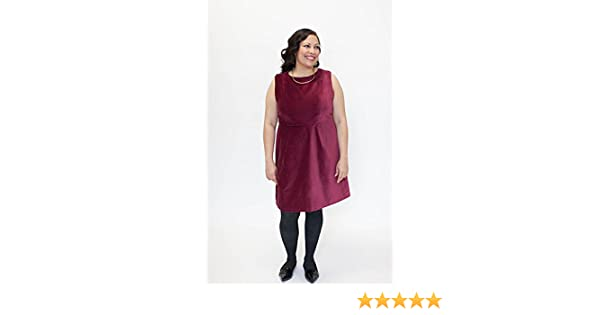 f0b20c5472 Phoebe Colette Sewing Pattern  Amazon.co.uk  Kitchen   Home