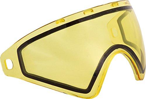 Virtue VIO Paintball Maske Thermal Ersatzglas - Hoher Kontrast Gelb -