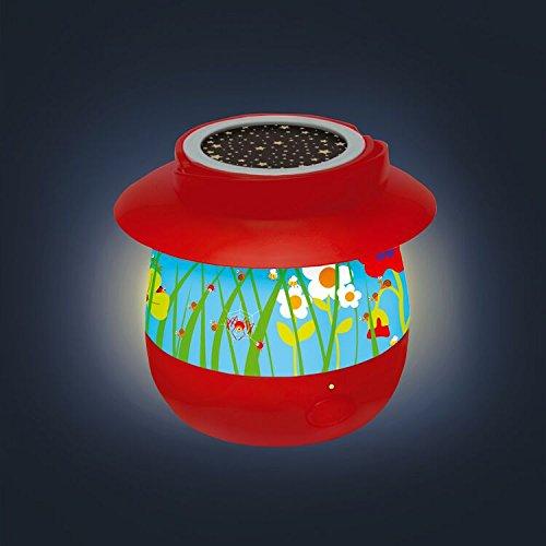 Scratch 6182319–Luz nocturna Jardín, varios juguetes