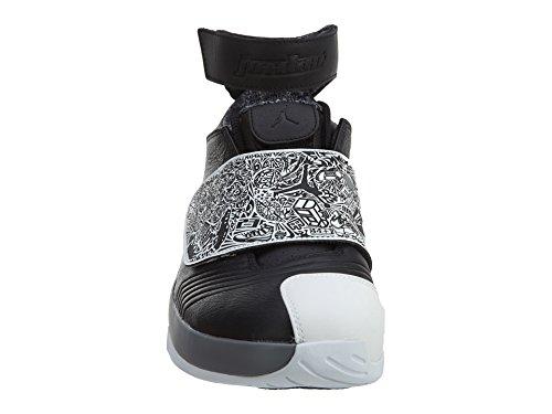 Nike Air Jordan Xx, Scarpe da Basket Uomo Nero / Bianco / Grigio (Nero / Bianco-Cool Grey)