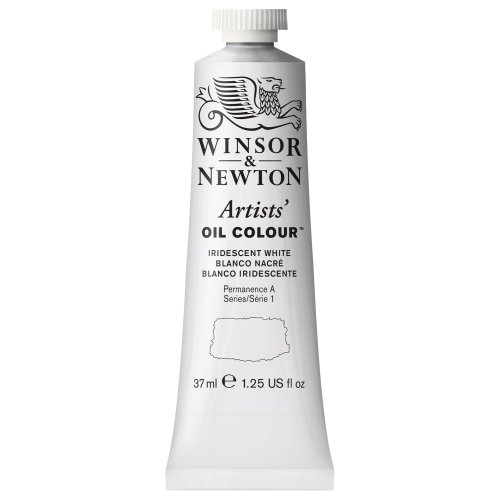 Winsor & Newton 1214330 Artists Ölfarbe - 37ml Tube, Künstlerölfarbe mit höchstmöglicher...
