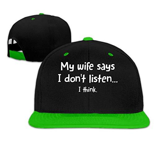 Unisexgehirne auf Mode-Hip-Hop-Baseballmütze-Hüten mit justierbarem rückseitigem Verschluss DCHFFJJG6729
