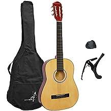 Rocket XF201CN XF Serie - Guitarra española clásica (tamaño ...