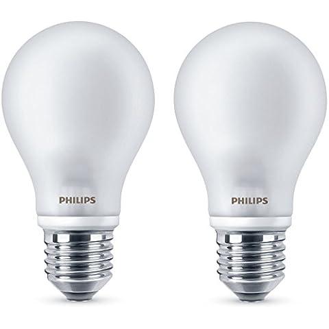 Philips Lampadina LED Classic E27, 4.5 W Equivalenti a 40