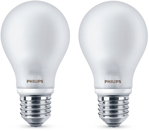 philips-led-estandar-pack-de-2-bombillas-led-luz-blanca-calida-6-w-equivalente-a-40-w-casquillo-e27-