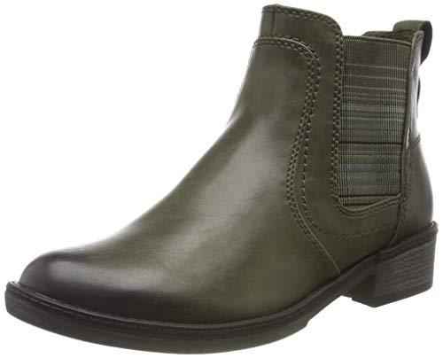 Tamaris Damen 1-1-25012-23 Chelsea Boots, Grün (Olive 722), 36 EU