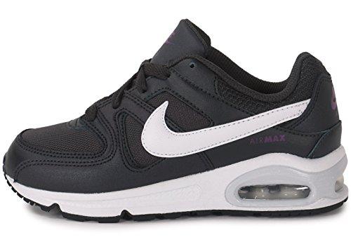 huge sale 82398 34aa3 Nike Air Max Command (Ps), Chaussures de Sport Fille, Gris Noir