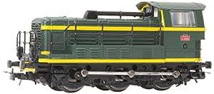 Jouef - Hj2296 - Circuit De Train Miniature Et Rail - Locomotive Diesel - C61026