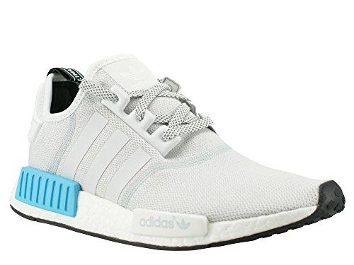 Adidas NMD_R1, ftwr white/ftwr white/bright cyan ftwr white/ftwr white/bright cyan
