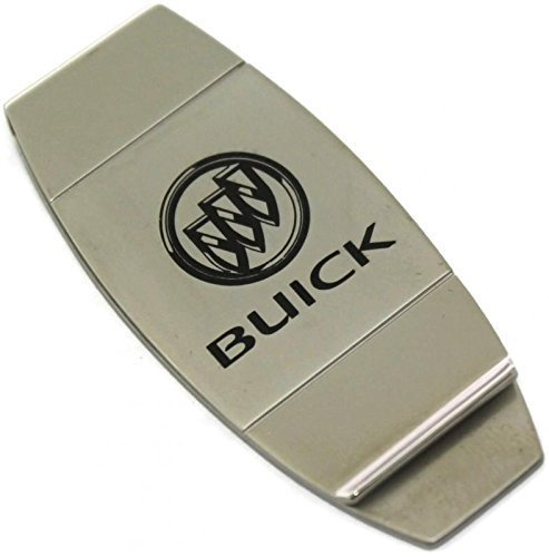 dantegts-buick-slim-money-clip-silvertwo-tone-tension-load-regal-lacrosse-encore-enclave