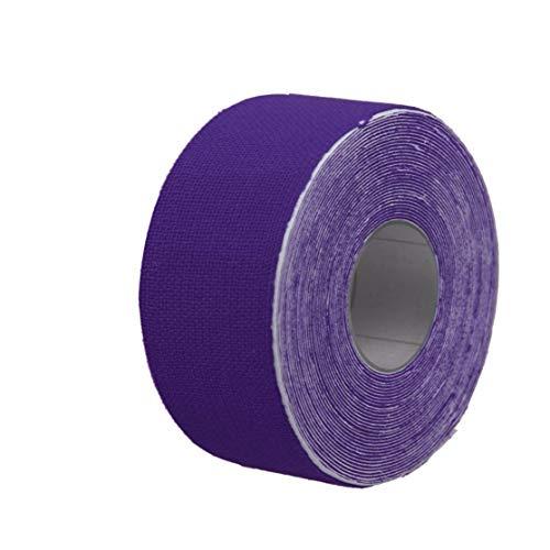Preisvergleich Produktbild LouiseEvel215 2.5cm * 5m Elástico vendaje Cinta de algodón Lesión Deportiva Cintas de protección Contra la tensión Muscular