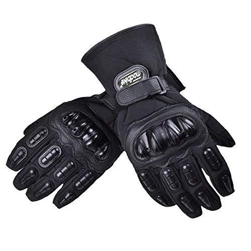 Madbike Motorrad-Handschuhe wasserdicht Winter