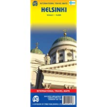 Helsinki (International Travel Map)