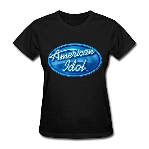 las-mujeres-de-american-idol-logo-camiseta-xxxx-l